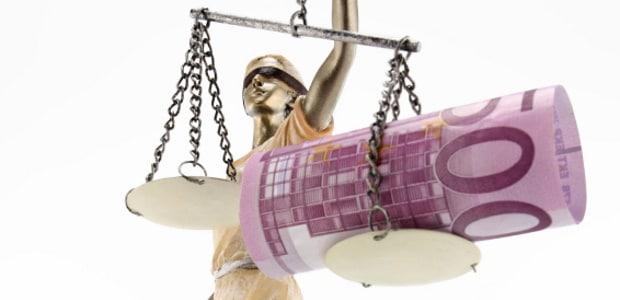 Gerichtskosten: Wie hoch fallen sie aus?