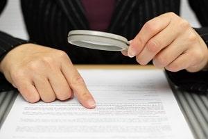Den Prozessfinanzierungsvertrag müssen Sie genau prüfen.