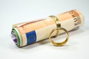 Wie setzt sich bei einer Scheidung der Prozesskostenvorschuss zusammen?